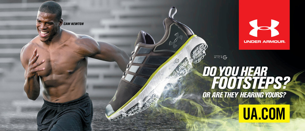 "Peter Berg Directs New Under Armour ""Footsteps"" Campaign"