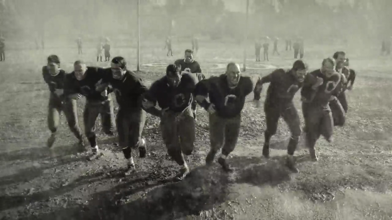"Peter Berg Directs NFL ""Timeline"" SuperBowl Spot"