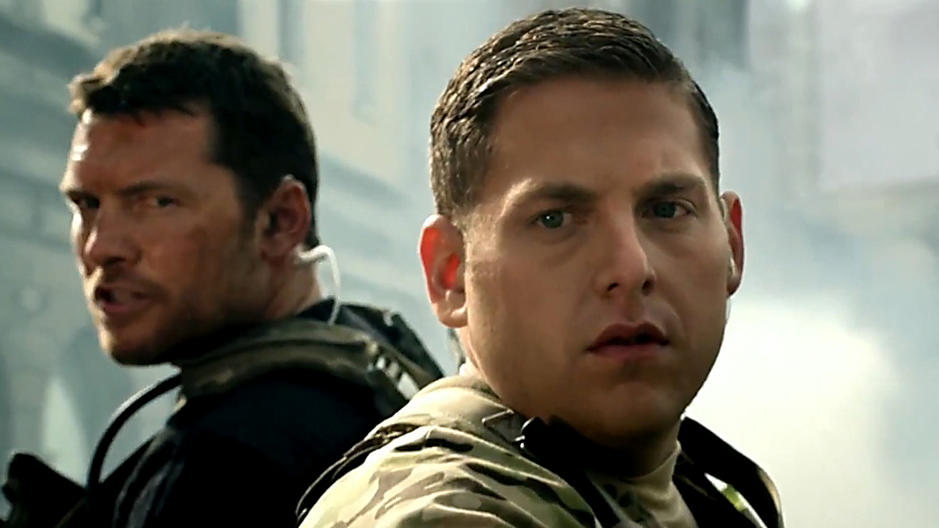 Peter Berg Turns Jonah Hill Into An Action Hero