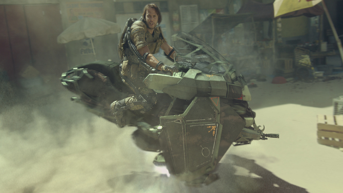 Peter Berg Directs Taylor Kitsch In COD Advanced Warfare Spot