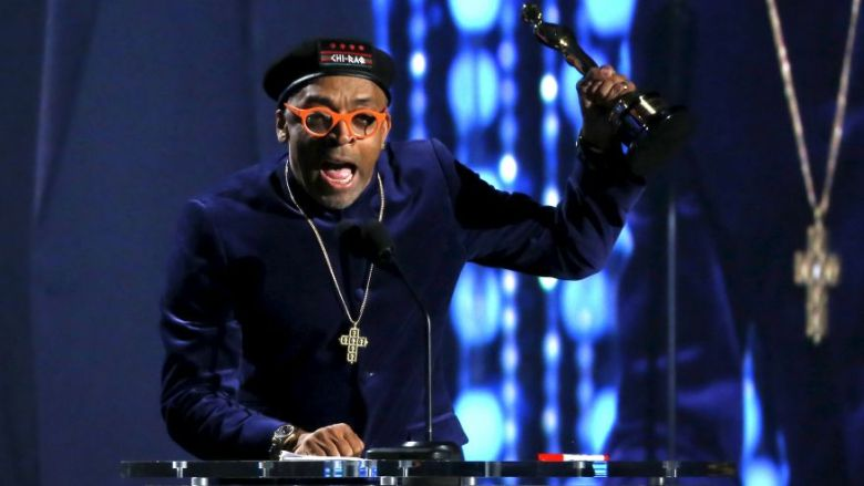 Spike Lee Receives Honorary Oscar