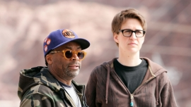 Spike Lee Directs MSNBC's 'Lean Forward' Campaign