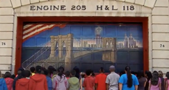 Spike Lee Directs State Farm's 9/11 Tribute