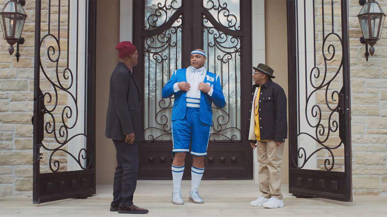 Samuel L. Jackson, Spike Lee, And Charles Barkley Return To March Madness In Hilarious Capital One Spots Directed By Spike Lee